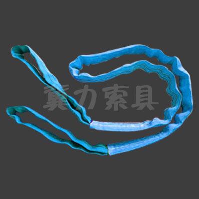 冀力牌8吨双眼型柔性吊装带
