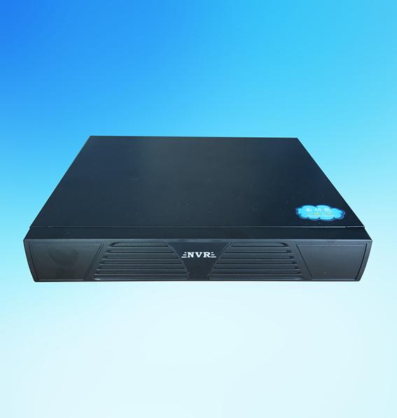 校园一键报警系统视频联动专用四路硬盘录像机