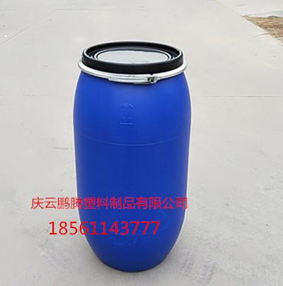 160升塑料桶160公斤塑料桶庆云鹏腾批发