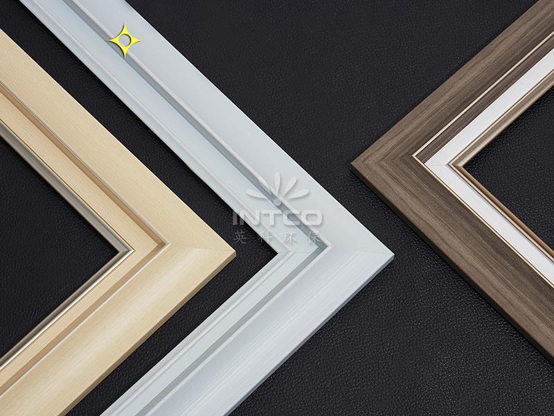 婚纱PS相框线条3817-1323T/婚纱摄影装裱相框线条厂家直销