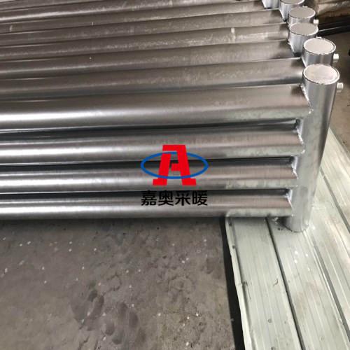D89-5-8蒸汽光排管暖气片@排管散热器@光排管暖气片厂家