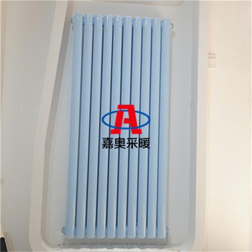 钢二柱暖气片6030家用钢二柱暖气片@钢制散热器厂家直销