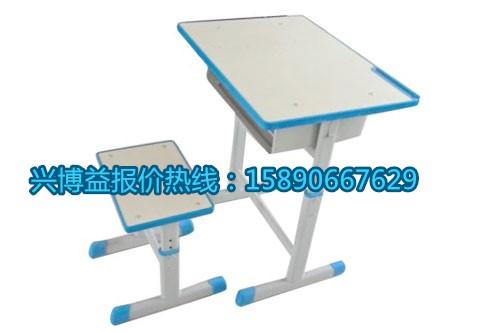 河南钢木课桌椅课桌凳批发价格是多少?