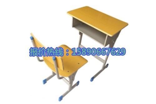 学校常用的钢木课桌椅批发价格是多少?
