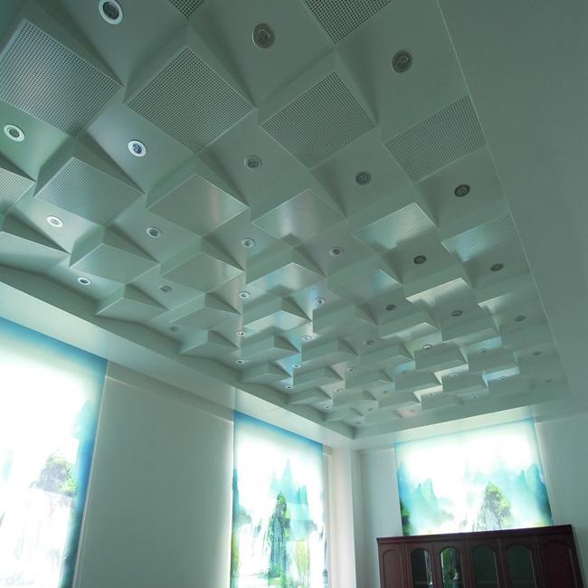 优选品质铝单板造型吊顶厂家批发