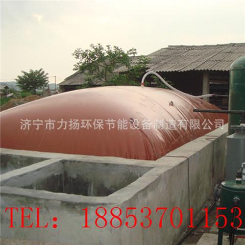 云南紅泥沼氣袋、沼氣儲氣包改善農村人居環境意識