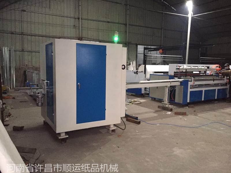 开个小型抽纸加工厂买哪家企业的抽纸机好用?