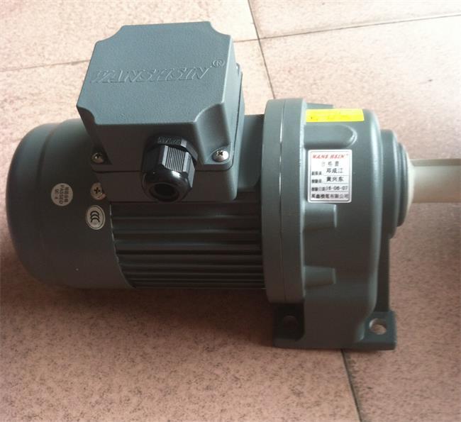 停车库专用制动减速电机