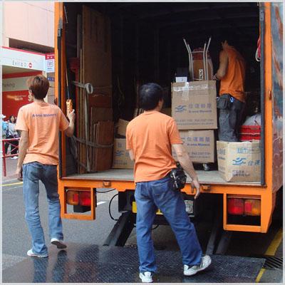 香港搬家公司,香港到内地搬家公司、行李家具托运