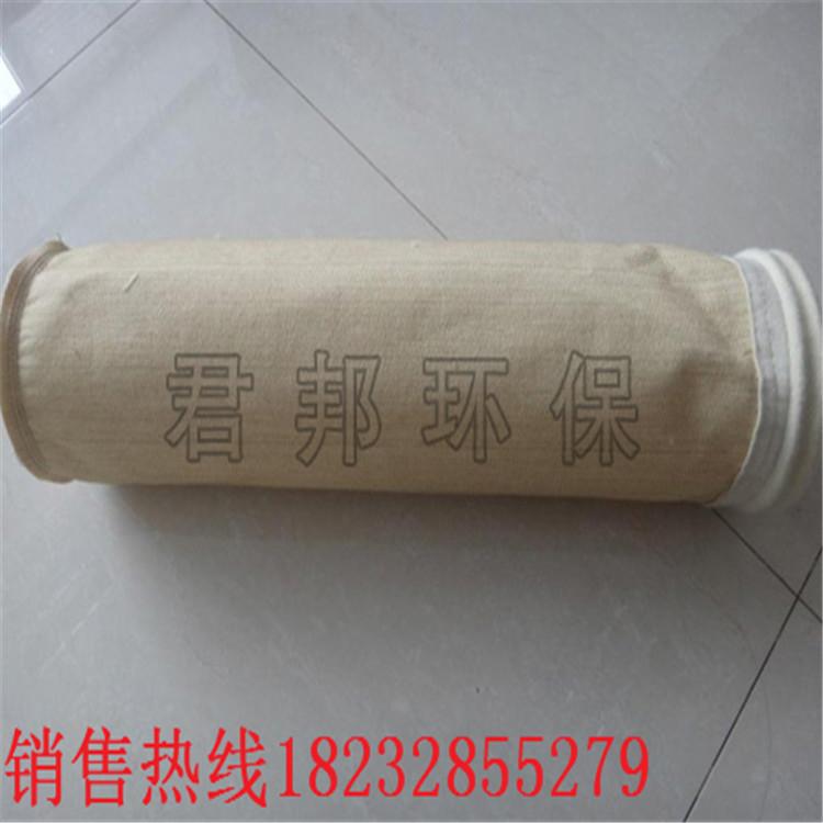 氟美斯针刺毡除尘布袋和玻璃纤维针毡除尘布袋的区别