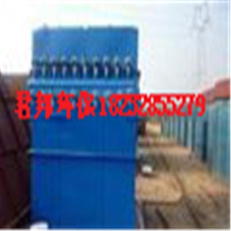 面粉厂专用单机布袋除尘器型号DMC-48袋单机除尘器@唐山48袋单机布袋除尘器安装