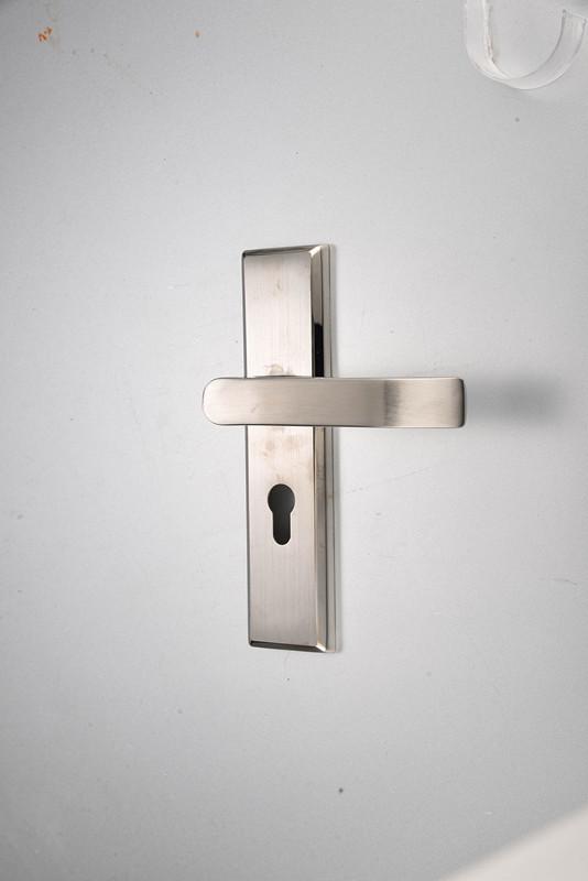 304不锈钢锁具轴承双舌门锁室内实木门卧室房门锁执手锁锁具