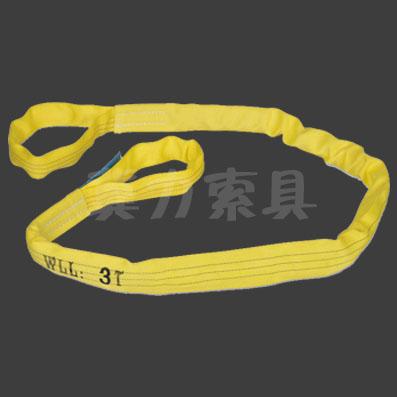 3吨双眼型柔性吊装带