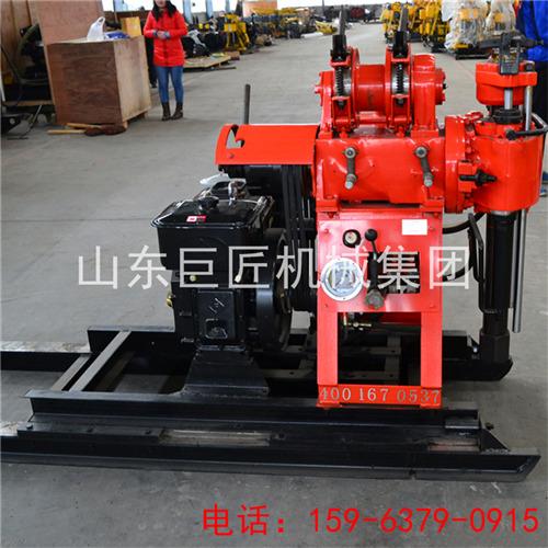 HZ-130YY新型液压打井机液压水井钻机100米钻井机