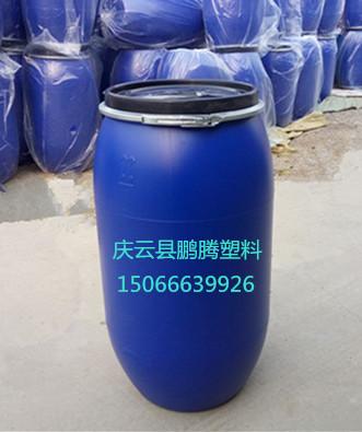 160升塑料桶大口圆