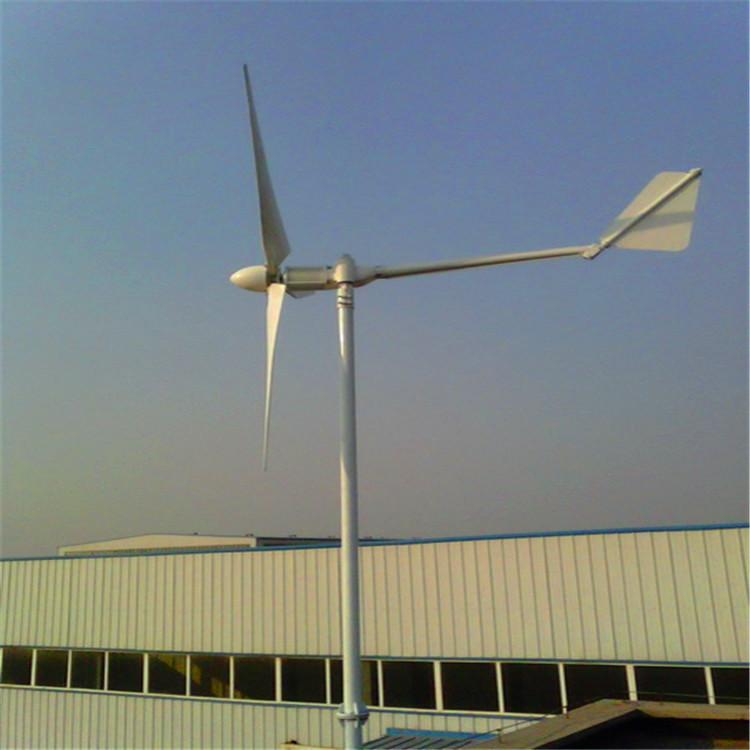 电控偏航并网基站系统风力发电机3000W