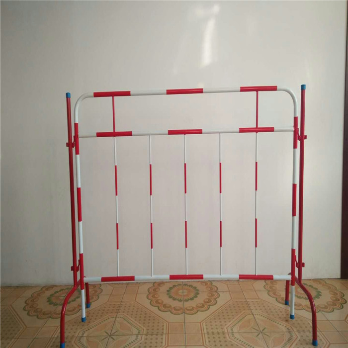 鑫宇電力施工隔離圍欄 送變電專用鐵片圍欄 電力鐵馬組合式移動圍欄