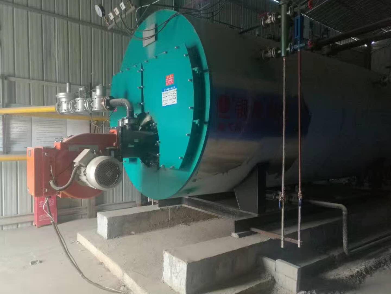 百陽豐YYW1.5燃氣有機熱載體鍋爐