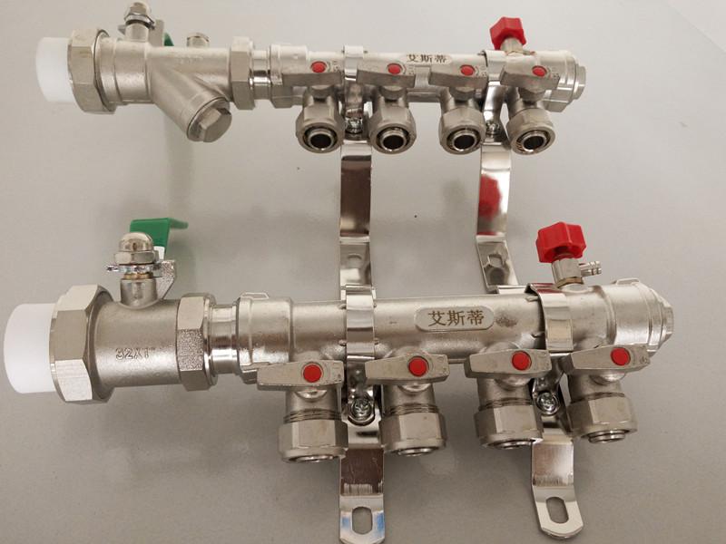 分集水器|地暖分水器|地熱分水器艾斯蒂