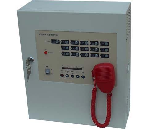 DH9251/B多線消防電話主機壁掛式安裝