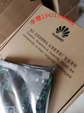 S-1.1华为OSN500光传输设备业务平台