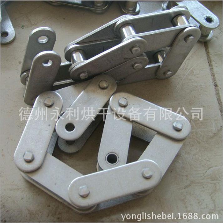 ?#35272;?#28888;干定制不锈钢链条 双节距输送链条 大滚子链条