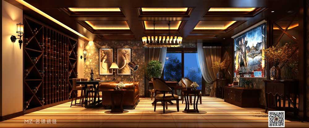 瓷砖卧室地砖欧式防滑仿古地砖客厅瓷砖