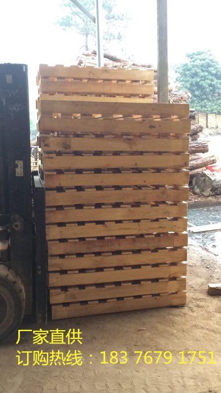 张木头广西仓储垫板批