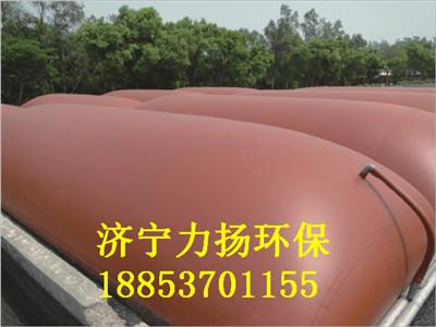 红泥沼气袋的使用原理及保养方法