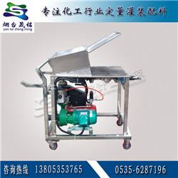 槽罐車定量分裝千赢國際客戶端下載 油罐車自動分裝機 液體定量分裝器