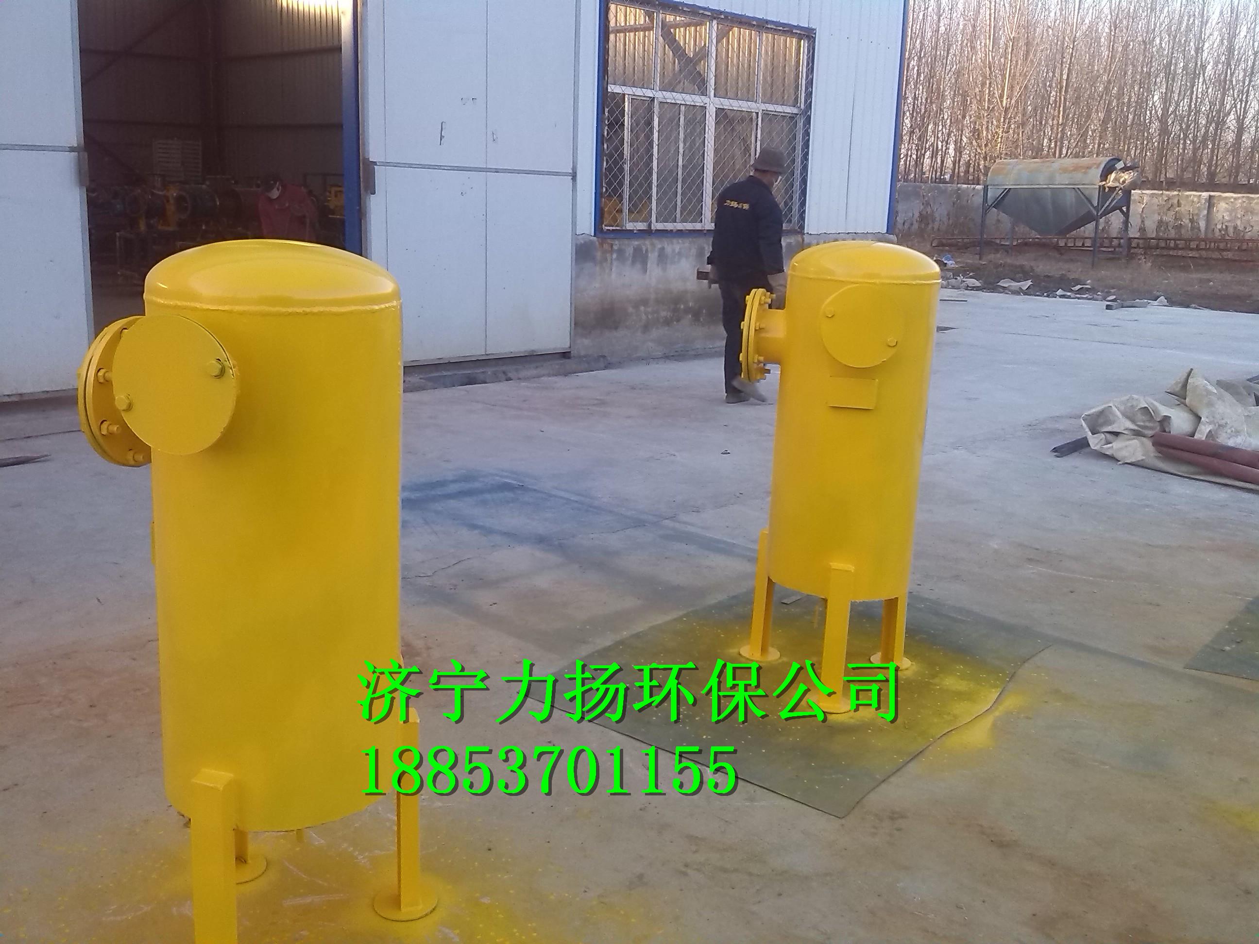 小型沼气脱硫器的日常维护方法