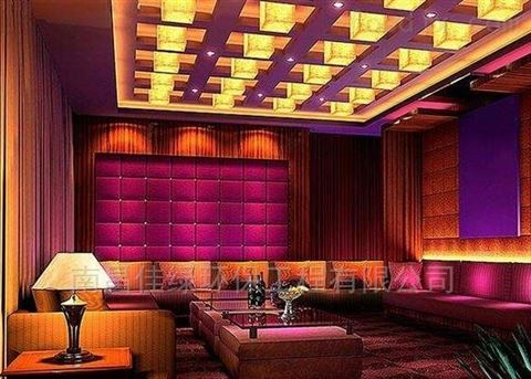 娱乐场所噪声治理,娱乐场所声学设计