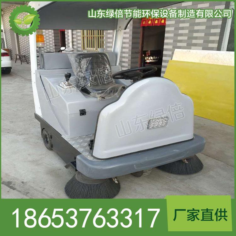 户外用扫地机LB1400/LB1400DP驾驶式电动扫地机可定制