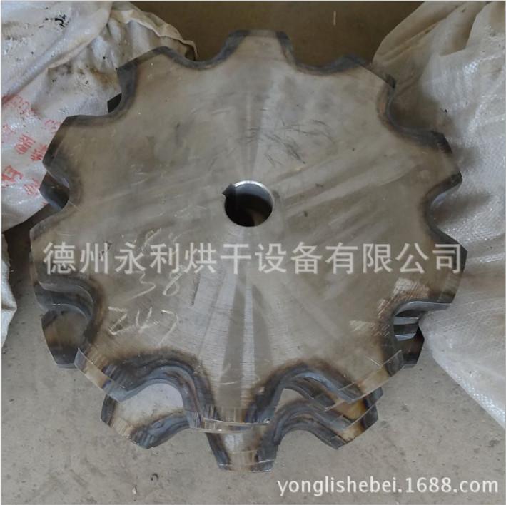 定制各种尺寸型号链轮齿轮 机械传动链轮 工业链轮