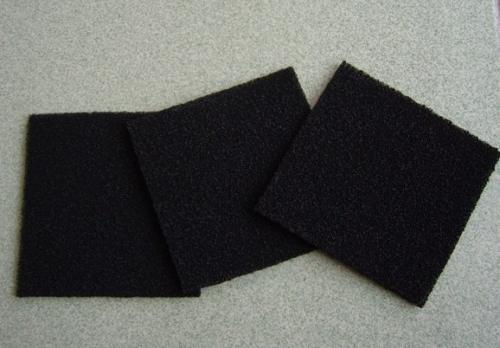 直销活性炭5mm*1m*1m纤维空调过滤棉 空气过滤棉 精密五金纤维棉