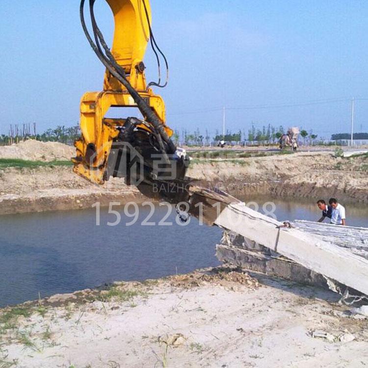 界首水泥桩打桩机VH350