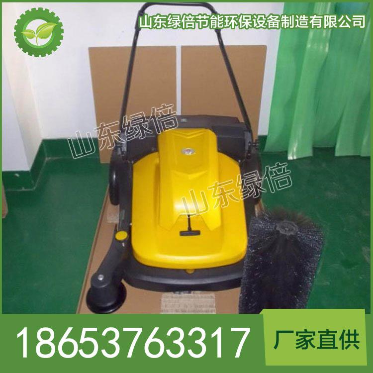 手推式吸尘扫地车无扬尘无噪声电动扫地机