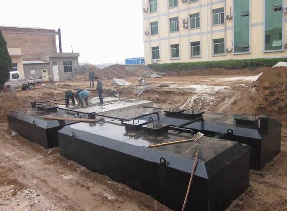 濮陽醫院汙水處理設備維修改造廠家