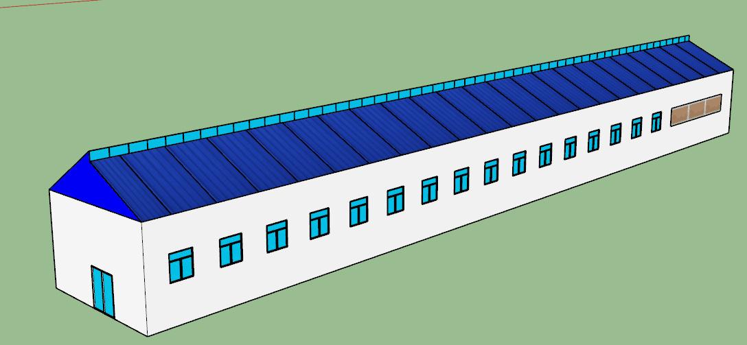 煜林枫温室养殖系统