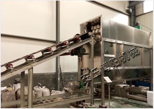 無粉塵自動開袋站、碳鋼自動開袋機生產