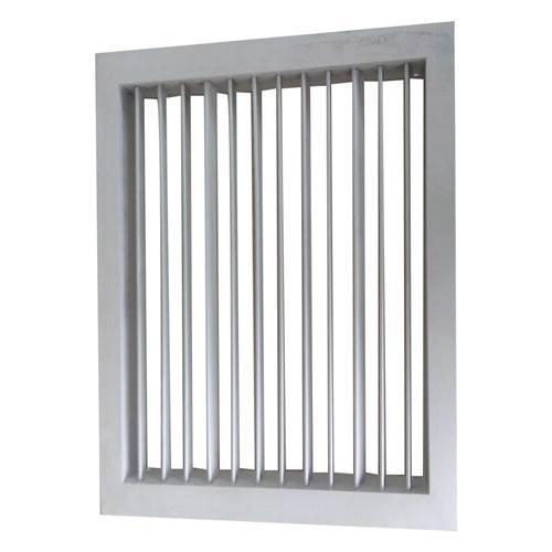 供应铝合金单层百叶风口厂家型号