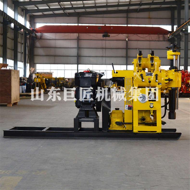 水井钻井机100米小型钻井机价格农村先进的钻井机