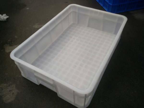 揭阳乔丰塑料带盖食品箱厂家