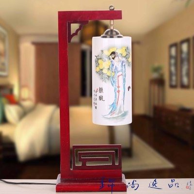 ?#22402;?#37202;楼过道青花玲珑薄胎吊灯茶楼餐厅装修中国风陶瓷灯具