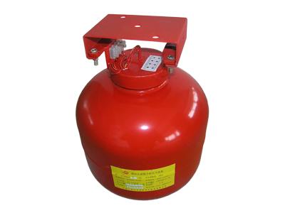 陜西七氟丙烷 非貯壓懸掛式超細干粉滅火裝置