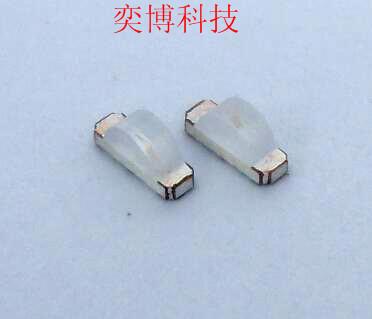 厂家定制 发光二极管 贴片LED灯珠 1206侧面发光翠绿