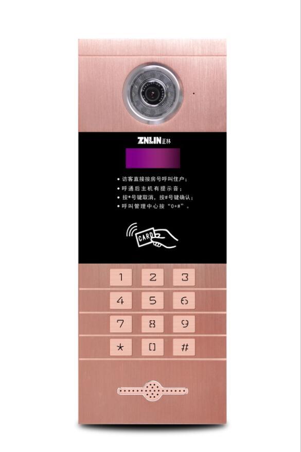浙江可播放广告的可视对讲主机辽宁楼宇对讲广告机