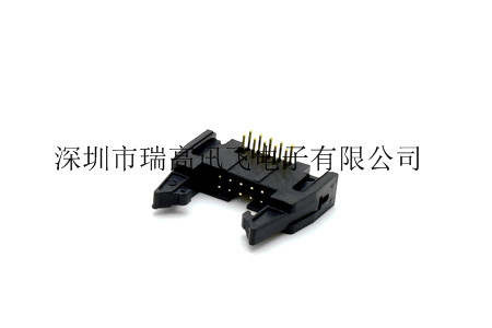 深圳供应PA6T牛角简牛连接器厂家
