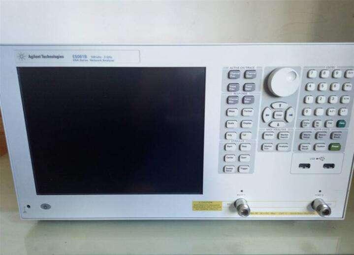 收购Agilent 回收E5061A射频网络分析仪