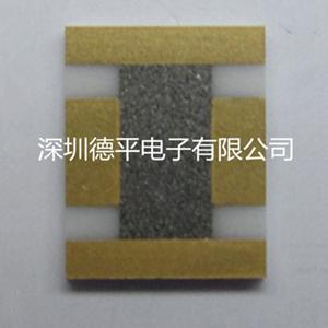 德平電子供應RT0603薄膜貼片衰減片